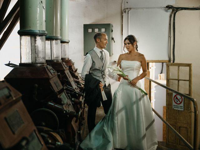 La boda de Oscar y Maria en Torrelameu, Lleida 22