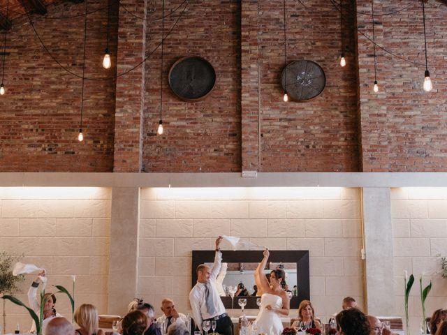 La boda de Oscar y Maria en Torrelameu, Lleida 36