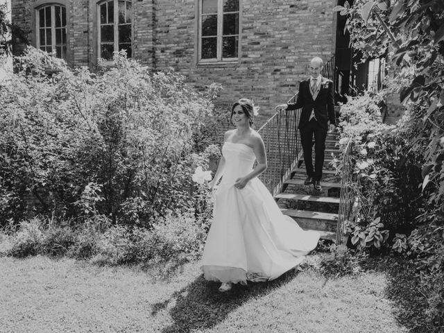 La boda de Oscar y Maria en Torrelameu, Lleida 40