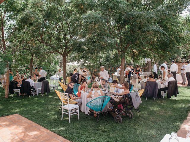 La boda de Oscar y Maria en Torrelameu, Lleida 42