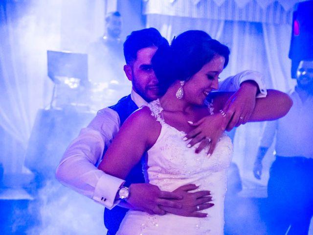 La boda de Abigail y Alex