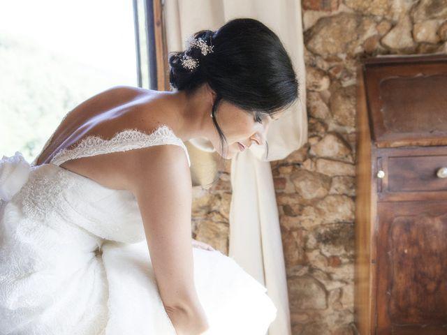 La boda de Sergio y MªJose en Arbucies, Girona 14