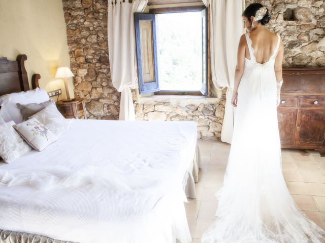 La boda de Sergio y MªJose en Arbucies, Girona 15