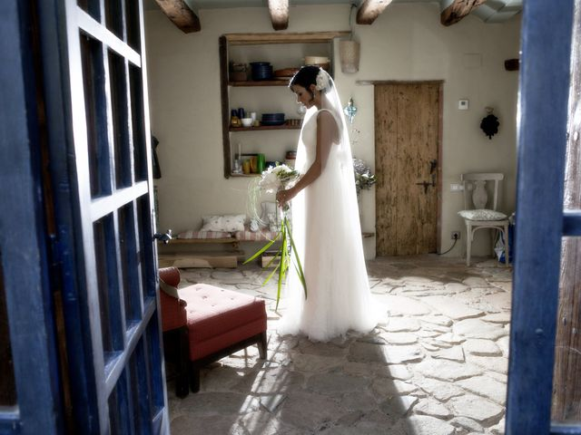La boda de Sergio y MªJose en Arbucies, Girona 16