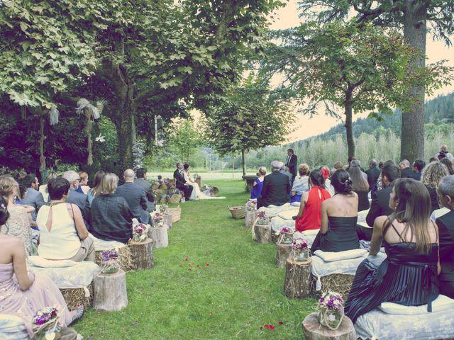 La boda de Sergio y MªJose en Arbucies, Girona 22