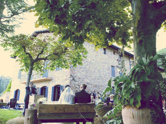 La boda de Sergio y MªJose en Arbucies, Girona 23