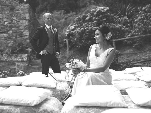 La boda de Sergio y MªJose en Arbucies, Girona 27