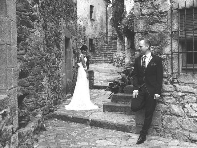 La boda de Sergio y MªJose en Arbucies, Girona 31