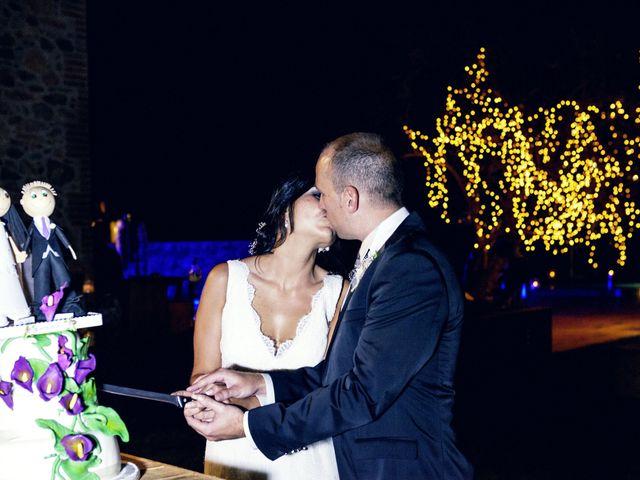 La boda de Sergio y MªJose en Arbucies, Girona 39