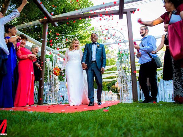 La boda de Miriam y Edson