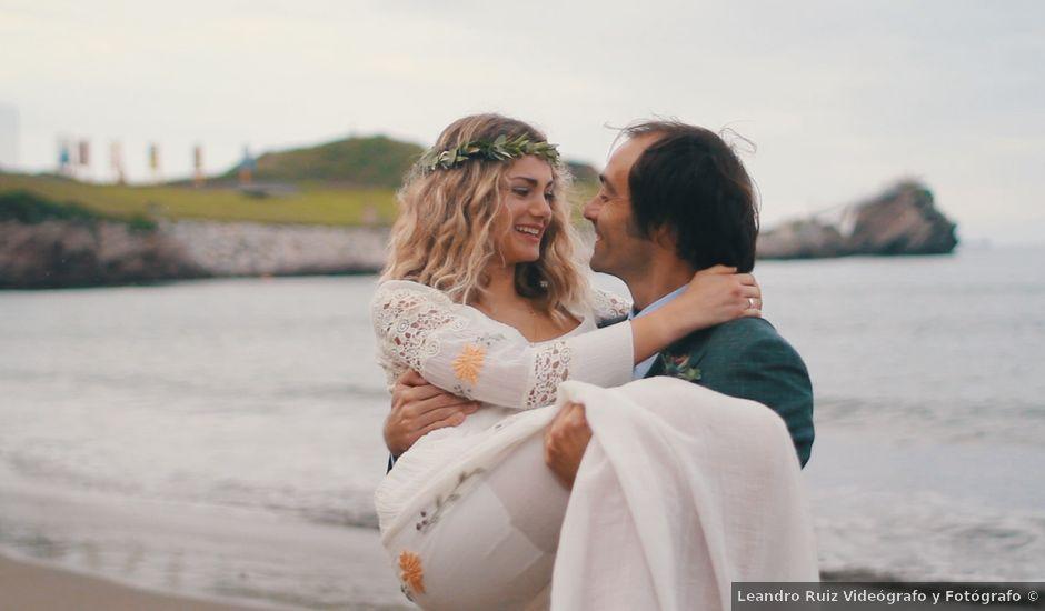 La boda de Pedro y Olaya en Avilés, Asturias