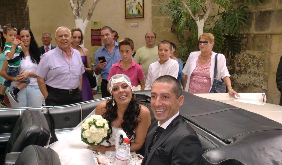 La boda de Lidia y Santi en Sanlucar De Barrameda, Cádiz