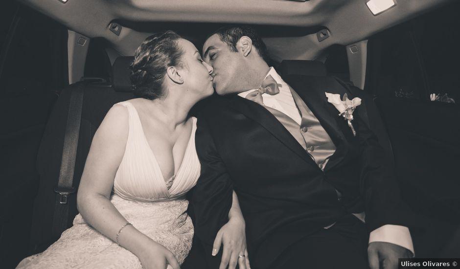 La boda de Miguel y Rebeca en Arinaga, Las Palmas