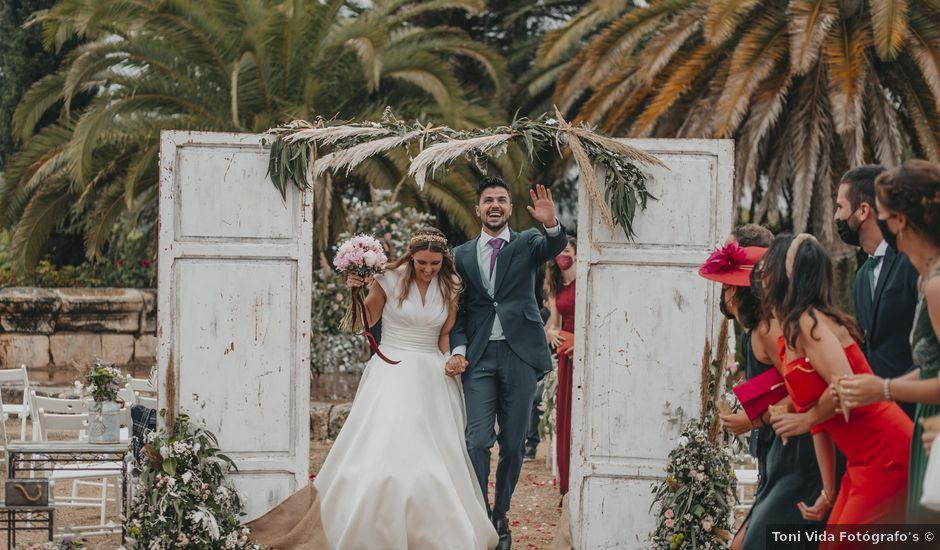 La boda de Jose y Silvia en Alberic, Valencia