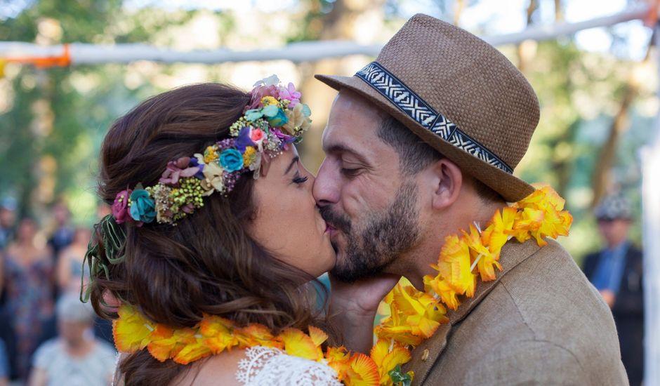 La boda de Chencho y Elena en Saelices, Cuenca