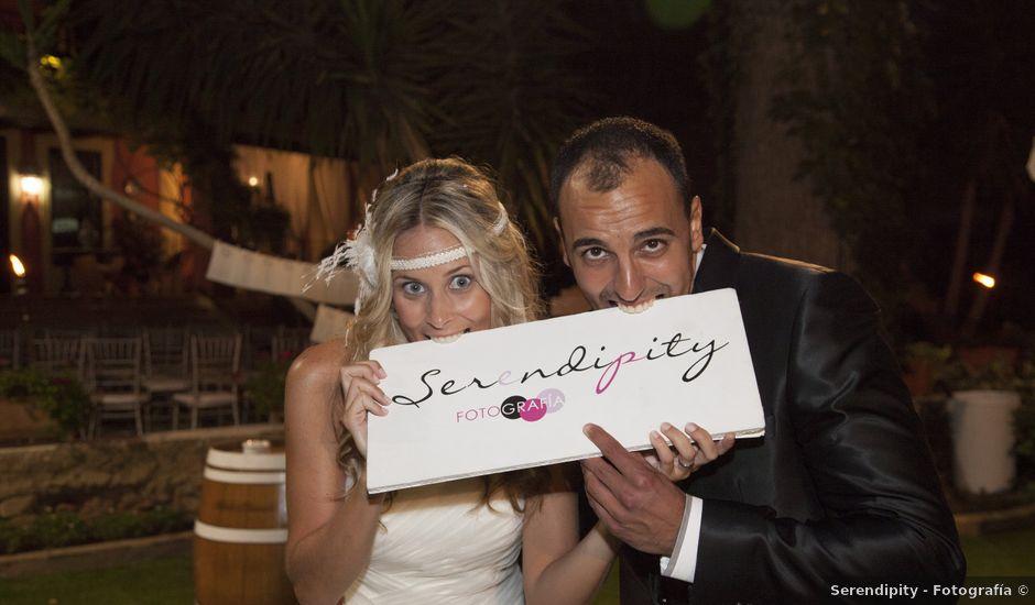 La boda de Sergio y Isa en Picanya, Valencia