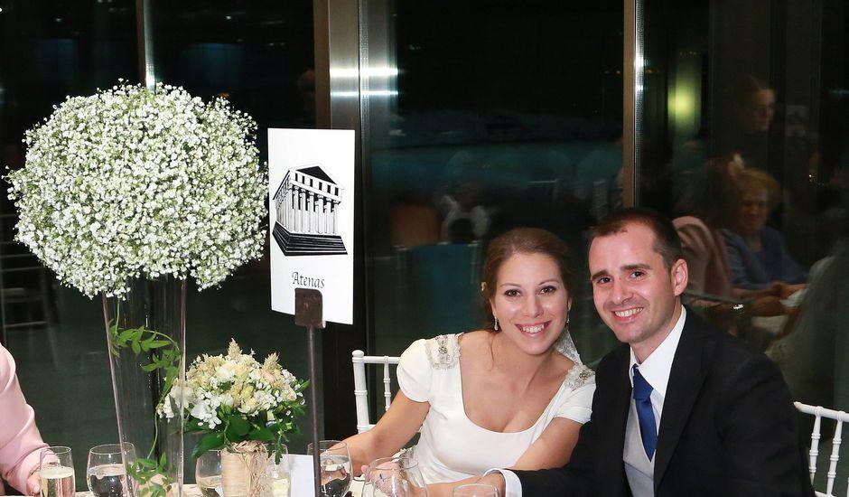 La boda de Alain y Fátima en Madrid, Madrid