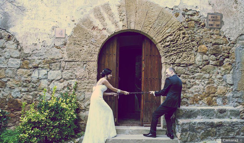 La boda de Sergio y MªJose en Arbucies, Girona