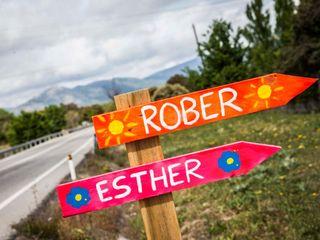 La boda de Esther y Roberto 1