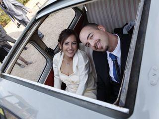 La boda de Lluís y Cristina