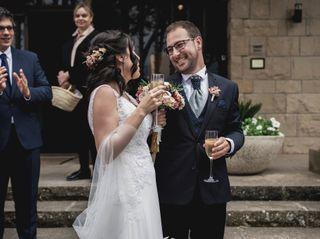 La boda de Gemma y Adrià