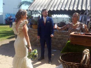 La boda de Carmen Mari  y Juan 2