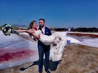 La boda de Carmen Mari  y Juan 3