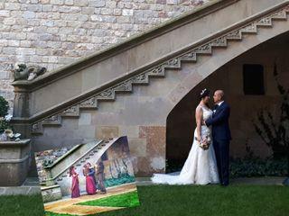 La boda de Mireia y Acoran