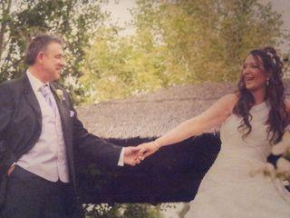 La boda de Juan Pablo   y Amparo