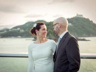 La boda de Rosa y Imanol 2