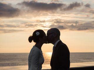 La boda de Rosa y Imanol