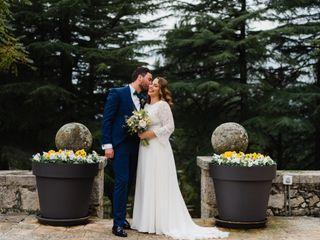 La boda de Sara y Quique