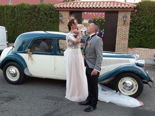 La boda de Yolanda y Juan