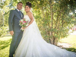 La boda de Pamela y Raúl