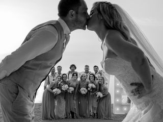 La boda de Kelly y Phil