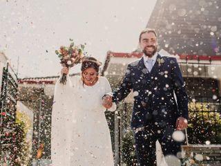 La boda de María del Mar y Jaime