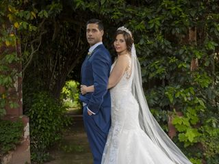 La boda de Inma y Pedro