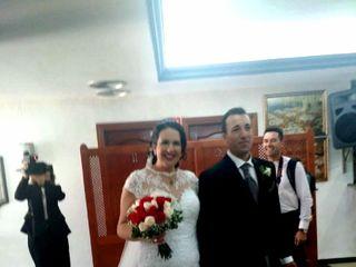 La boda de Yolanda y Benjamin 1