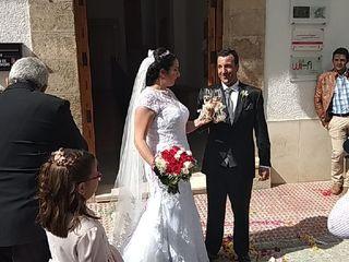 La boda de Yolanda y Benjamin