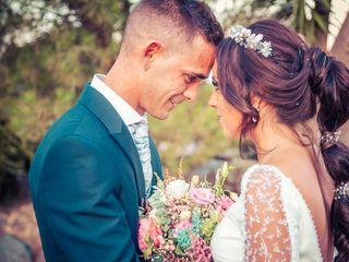 La boda de Carlos y Rocío