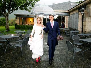 La boda de María y José O.