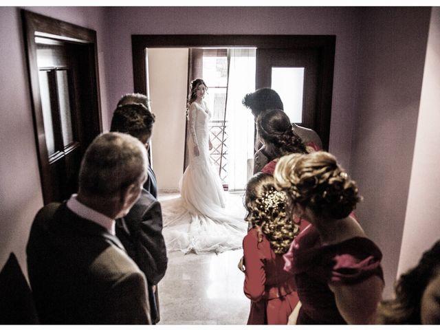 La boda de Manolo y Inma en Granada, Granada 5