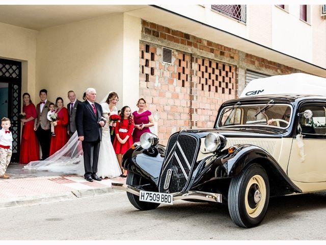 La boda de Manolo y Inma en Granada, Granada 6