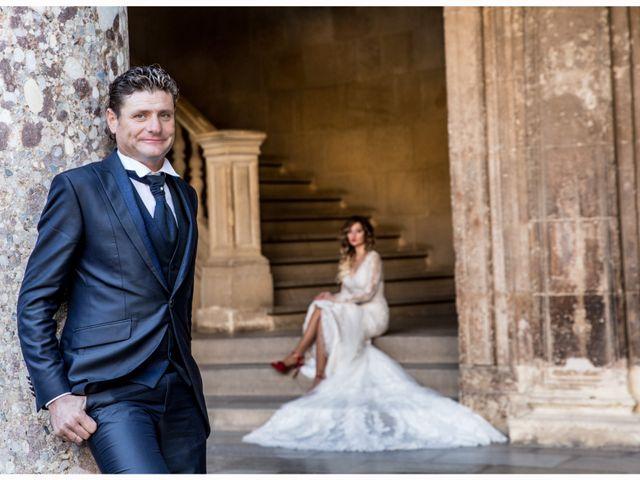 La boda de Manolo y Inma en Granada, Granada 12