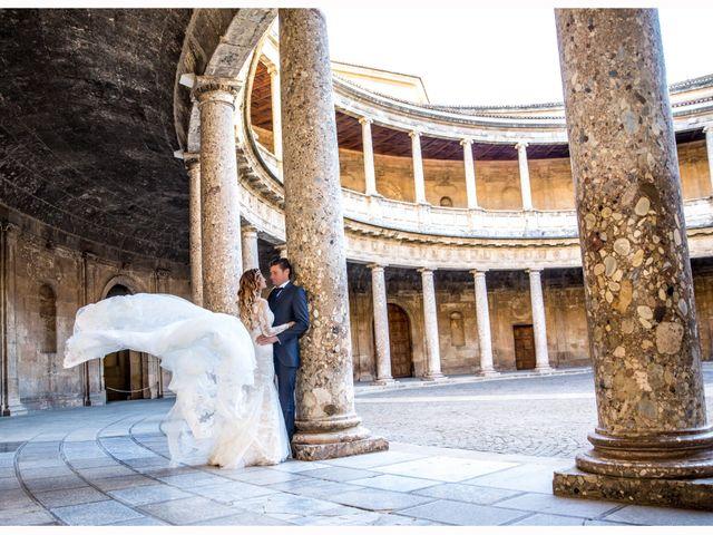 La boda de Manolo y Inma en Granada, Granada 14