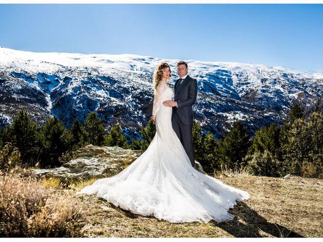 La boda de Manolo y Inma en Granada, Granada 19