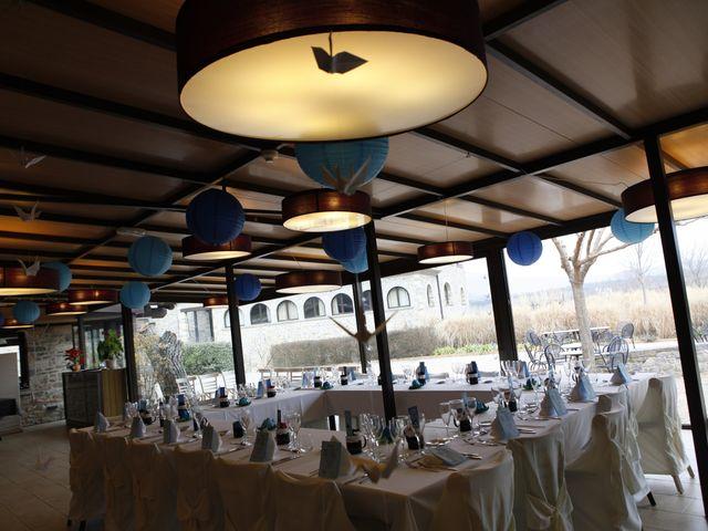 La boda de Cristina y Lluís en Girona, Girona 1