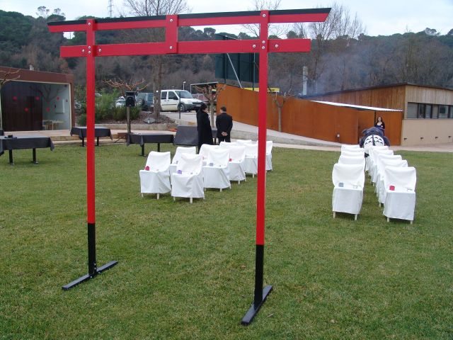 La boda de Cristina y Lluís en Girona, Girona 5