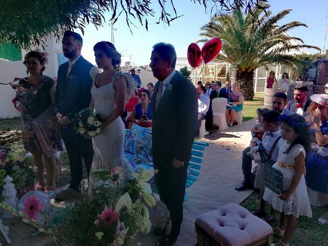 La boda de Juan y Carmen Mari  en San Fernando, Cádiz 3