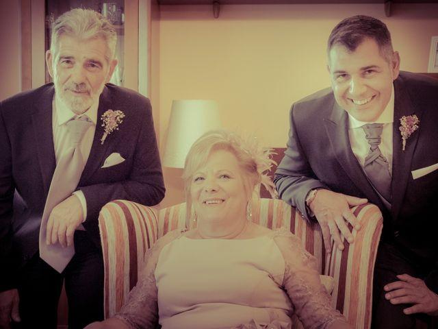 La boda de Manuel y Paula en Vigo, Pontevedra 1